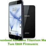 Karbonn Titanium Mach Two S360 Firmware