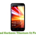 Karbonn Titanium S2 Firmware