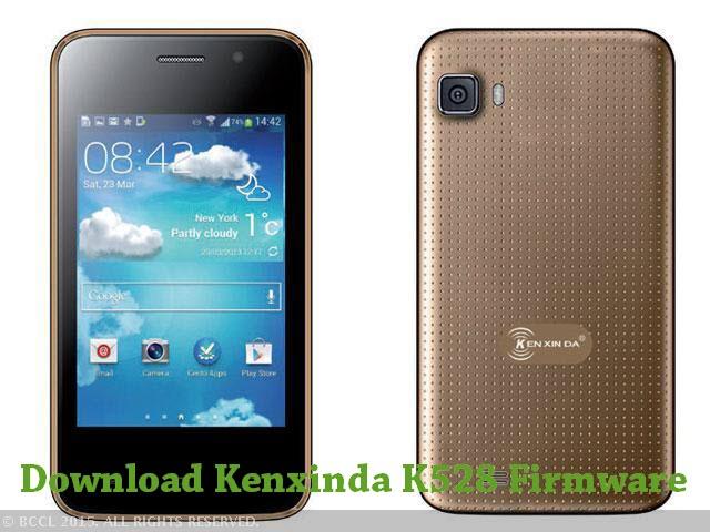 Download Kenxinda K528 Stock ROM