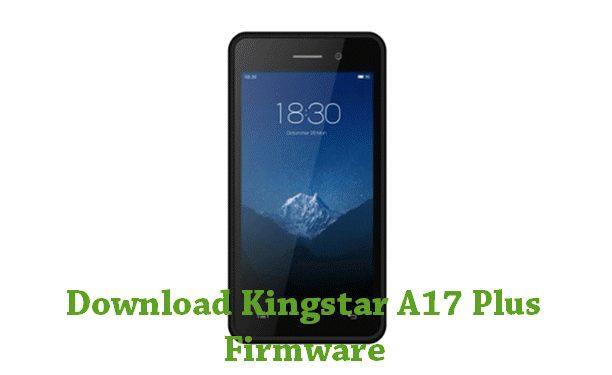 Kingstar A17 Plus Firmware