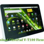 OlivePad V-T100 Firmware