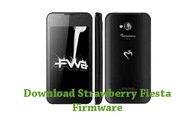 Download Strawberry Fiesta Firmware