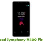 Symphony H400 Firmware