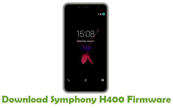Download Symphony H400 Stock ROM
