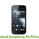 Symphony P5 Firmware