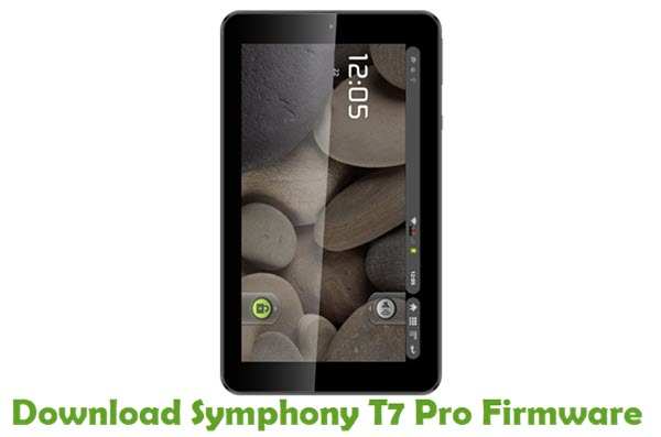 Download Symphony T7 Pro Stock ROM