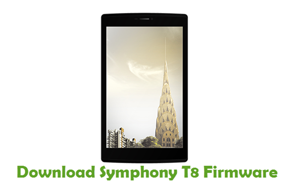 Download Symphony T8 Stock ROM