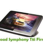 Symphony T8i Firmware