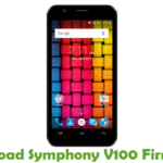 Symphony V100 Firmware