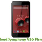 Symphony V50 Firmware