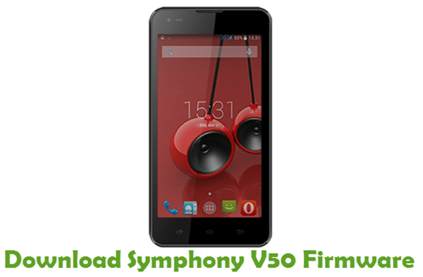 Download Symphony V50 Firmware