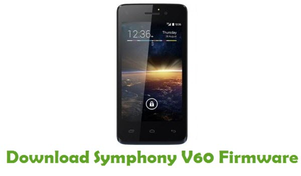 Download Symphony V60 Firmware