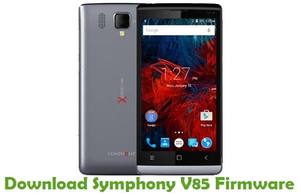 Download Symphony V85 Firmware
