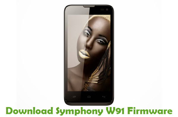 Download Symphony W91 Stock ROM