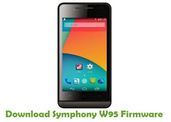 Download Symphony W95 Stock ROM