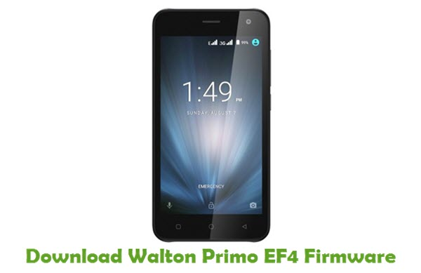 Download Walton Primo EF4 Firmware