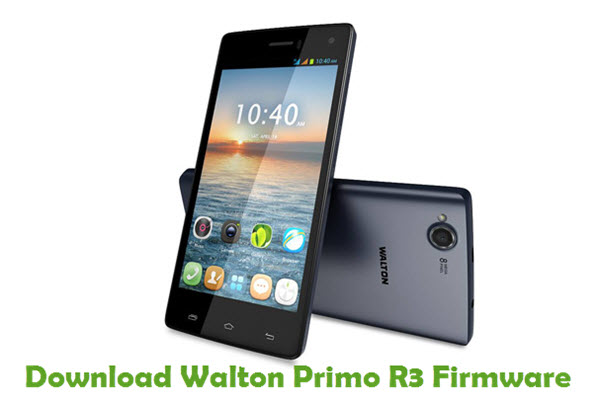 Download Walton Primo R3 Stock ROM