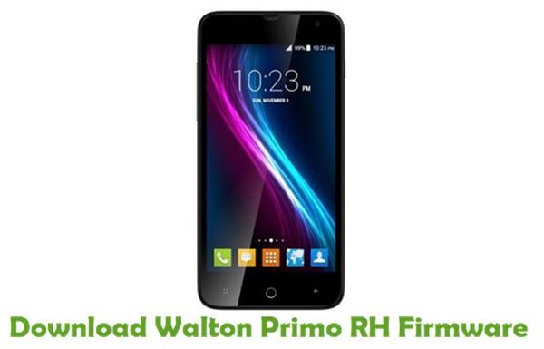 Download Walton Primo RH Stock ROM