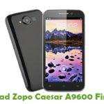 Zopo Caesar A9600 Firmware