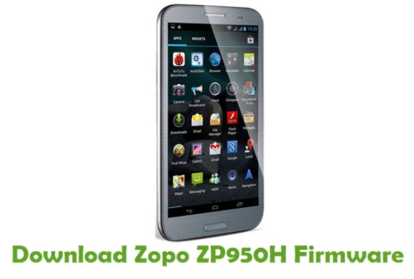 Download Zopo ZP950H Stock ROM