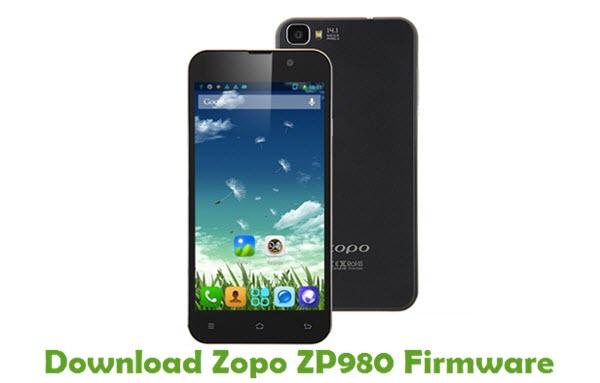 Download Zopo ZP980 Stock ROM