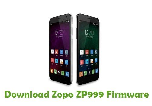 Download Zopo ZP999 Stock ROM