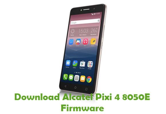 Alcatel pixi 4 firmware download
