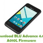 BLU Advance 4.0 L A010L Firmware