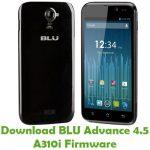 BLU Advance 4.5 A310i Firmware