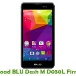 BLU Dash M D030L Firmware