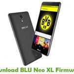 BLU Neo XL Firmware