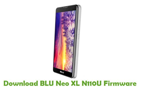Download BLU Neo XL N110U Firmware