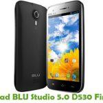 BLU Studio 5.0 D530 Firmware