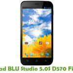 BLU Studio 5.0S D570 Firmware