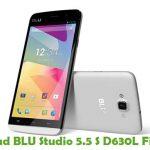 BLU Studio 5.5 S D630L Firmware