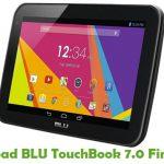 BLU TouchBook 7.0 Firmware