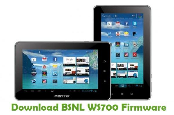 Download BSNL WS700 Firmware