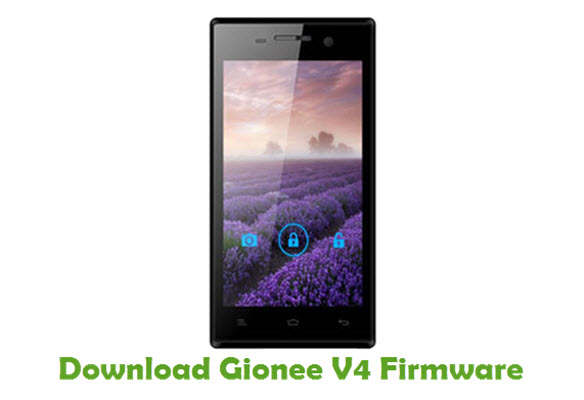 Download Gionee V4 Firmware