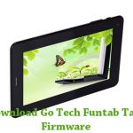 Go Tech Funtab Talk Firmware
