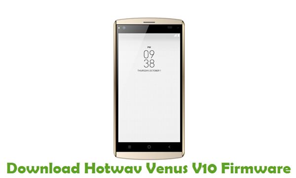 Download Hotwav Venus V10 Firmware