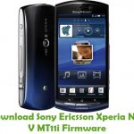 Sony Ericsson Xperia Neo V MT11i Firmware