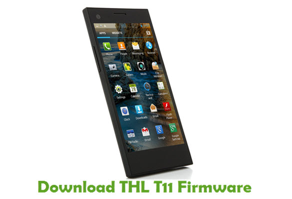 Download THL T11 Firmware