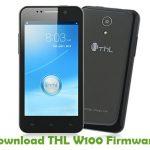 THL W100 Firmware