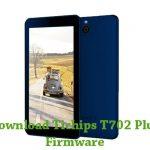 Tichips T702 Plus Firmware