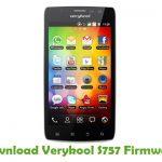 Verykool S757 Firmware