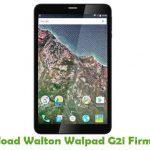 Walton Walpad G2i Firmware