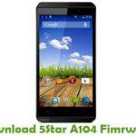 5Star A104 Firmware
