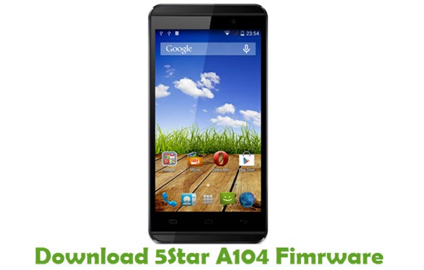 Download 5Star A104 Firmware