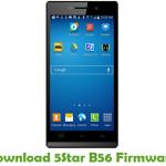 5Star B56 Firmware
