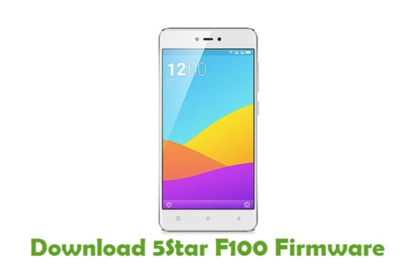 Download 5Star F100 Firmware